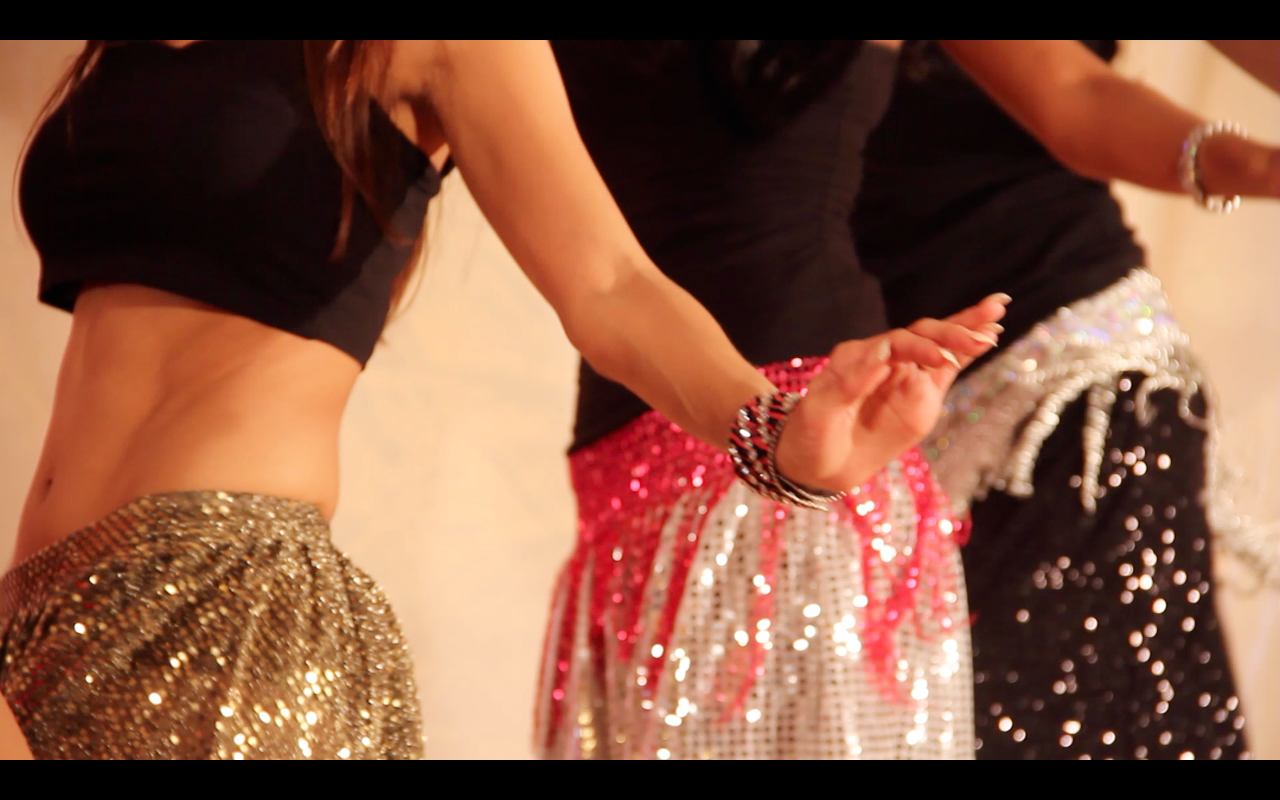 improvers and intermediate belly dance