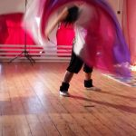 Belly Dance Veil Workshop