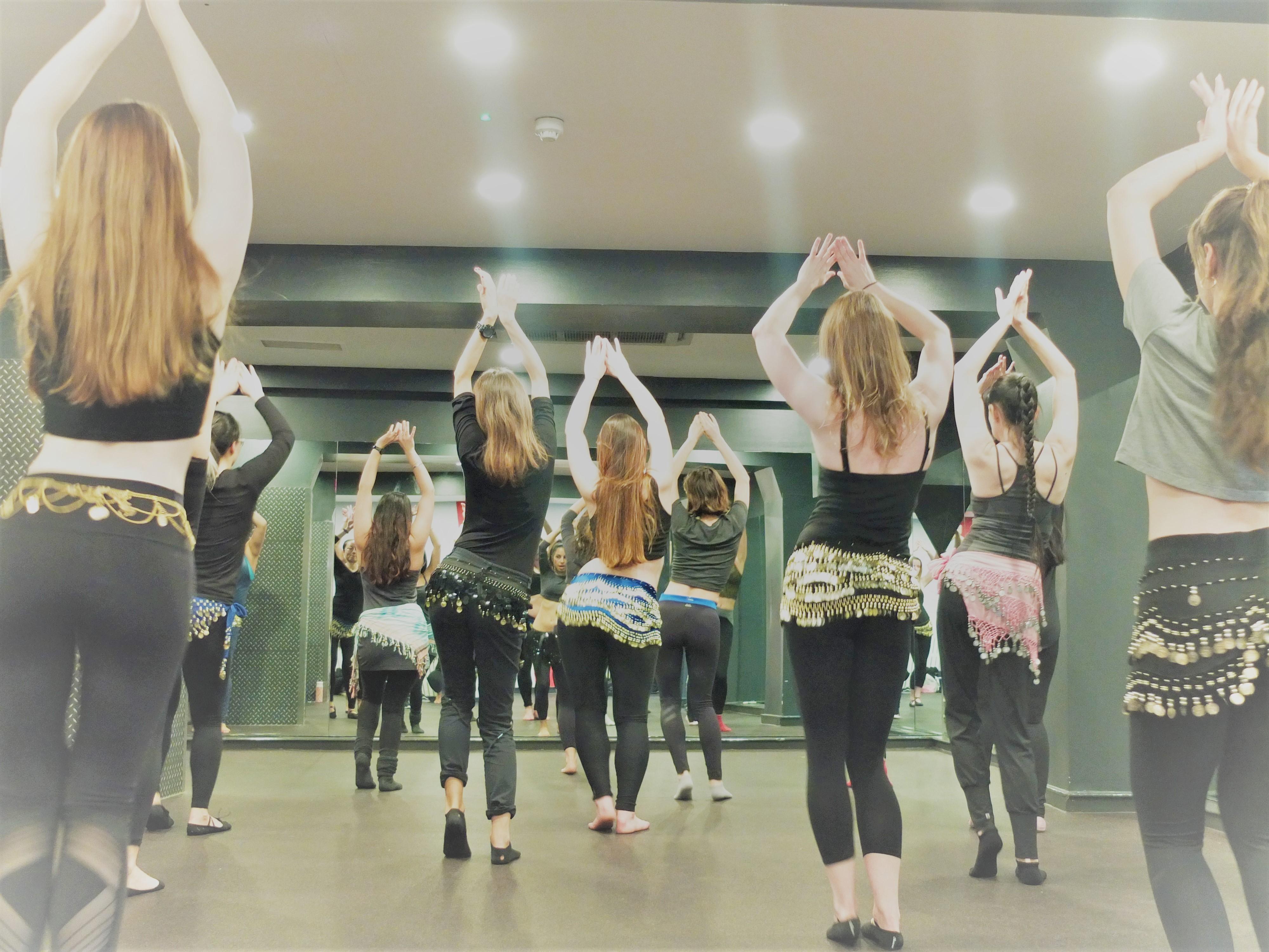 Dance Workshops Belly Dance