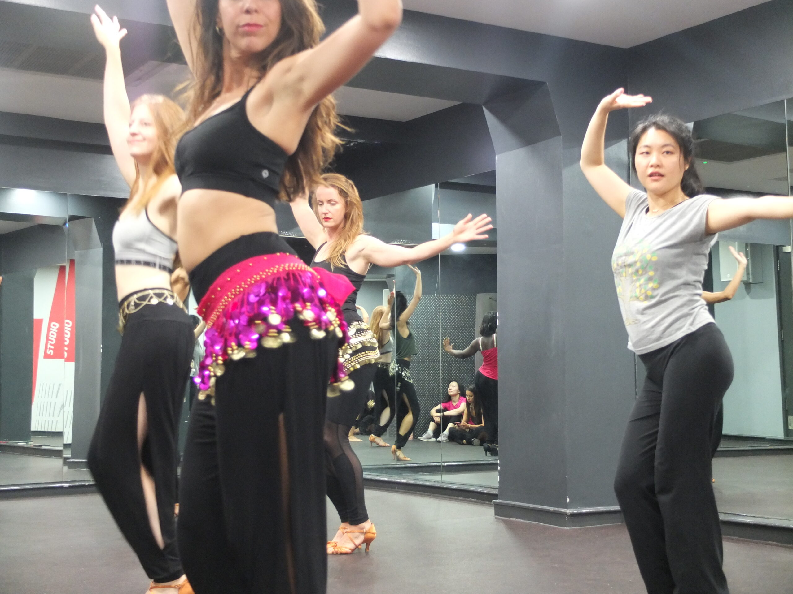 Tribal Fusion Belly Dance Workshop